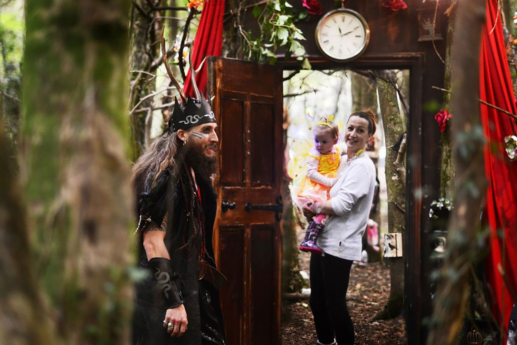 Rogue Theatre's Woodland King